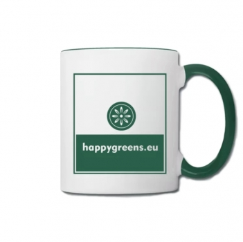 HappyGreens Tasse