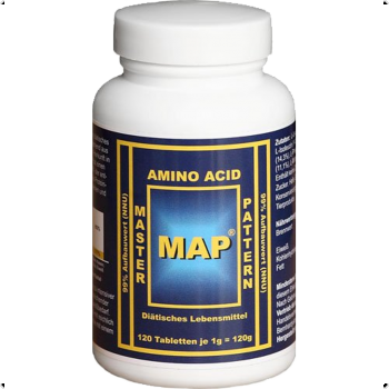 MAP - Master Amino Acid Pattern - HappyEdition
