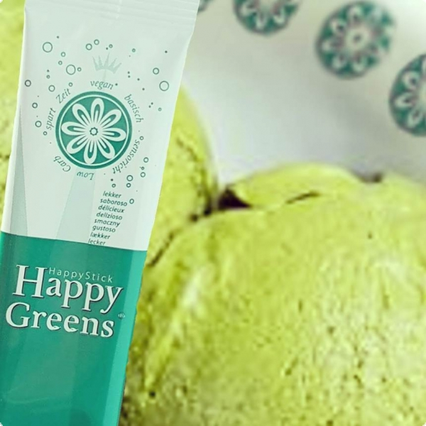 HappyGreens´ HappyStick - Kostprobe -